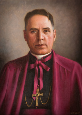Portrait of Bishop O'Reilley