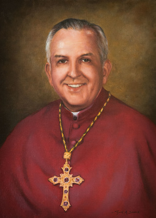 Portrait of Bishop sullivan